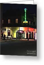 Tujague's Restaurant New Orleans Greeting Card