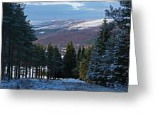 Tulchan Estate - Early Winter Greeting Card