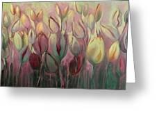 Tulip Mania Greeting Card