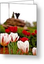 Tulips Ani Tsalagi Greeting Card