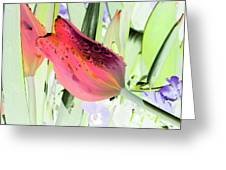 Tulips - Perfect Love - Photopower 2077 Greeting Card