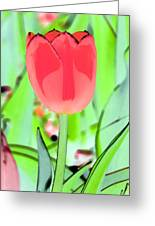 Tulips - Perfect Love - Photopower 2089 Greeting Card