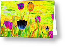 Tulips - Perfect Love - Photopower 2169 Greeting Card