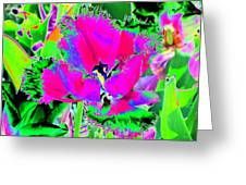 Tulips - Perfect Love - Photopower 2183 Greeting Card