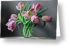 Tullips From Holland Greeting Card