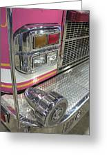 Tulsa Fire Department At State Fair P5 Greeting Card