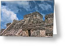 Tulum Greeting Card