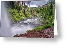 Tumalo Creek Greeting Card