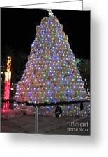 Tumbleweed Christmas Tree Greeting Card