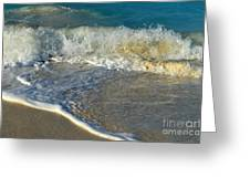 Turk Surf Greeting Card