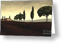 Tuscan Style  Greeting Card