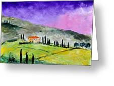 Tuscany 663110 Greeting Card