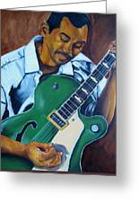 Tuskegee Blues Greeting Card