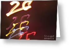 Twenty Greeting Card