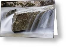 Twin Brook - Albany New Hampshire Usa Greeting Card