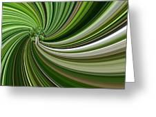 Twirl Hypnosis Greeting Card