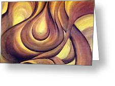 Twist Of Fate Vii Greeting Card