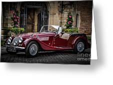 Two Seater Greeting Card