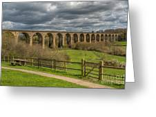 Ty Mawr Country Park Greeting Card by Adrian Evans