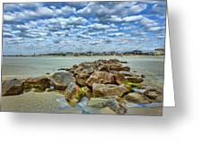Tybee Beach Greeting Card