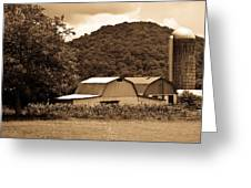 Typical Farm Place 1 Greeting Card