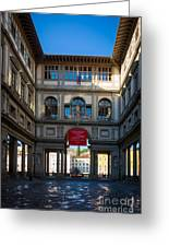 Uffizi Greeting Card