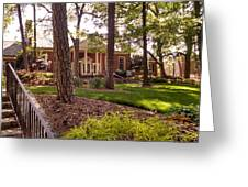 Unc Admissions Greeting Card