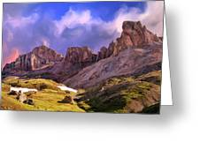 Uncompaghre Wilderness Greeting Card