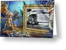 Underwater Heaven Greeting Card
