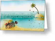 Underwater Story 03 Greeting Card