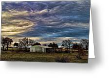 Undulatus Asperatus Skies 1 Greeting Card