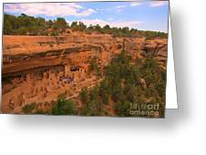 Unesco Heritage Site Image Greeting Card