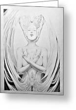 Unio Mystica Greeting Card