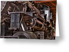 Union Pacific 4466 Greeting Card