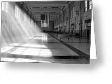 Union Station - Kansas City Greeting Card