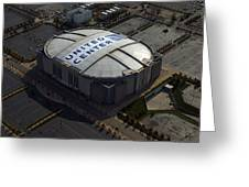 United Center Chicago Sports 09 Greeting Card