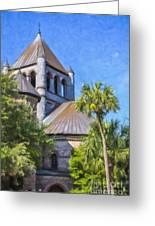 United Church Of Christ Greeting Card