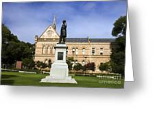 University Of Adelaide Greeting Card