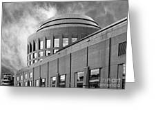 University Of Pennsylvania Wharton School Of Business Greeting Card by University Icons