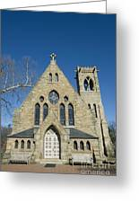 University Of Virginia Chapel Greeting Card