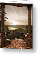 Untermyer Views Greeting Card