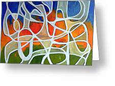 Untitled #18 Greeting Card