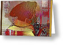 Untitled 248 Greeting Card