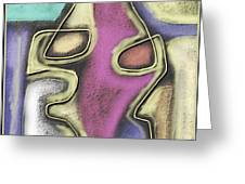 Untitled 410 Greeting Card