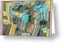 Untitled 457 Greeting Card