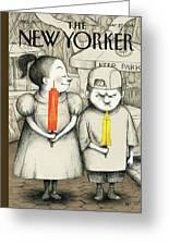 New Yorker May 27th, 2013 Greeting Card