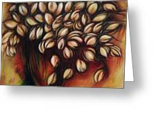 Untitled Floral Gift Greeting Card