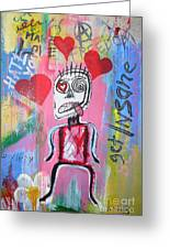 Untitled Love Greeting Card