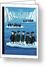 New Yorker May 28th, 2012 Greeting Card