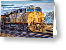 Up 6549 Greeting Card